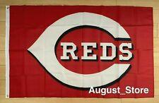 New listing Cincinnati Reds 3x5 ft Flag Mlb