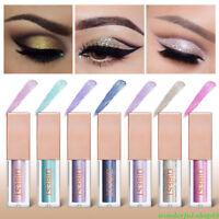 Women Liquid Eyeshadow Waterproof Glitter Eyeliner Gel Eye Shadow Makeup Gift
