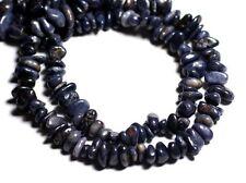 Perles de Pierre – Saphir naturel Rocailles Chips 4-10mm