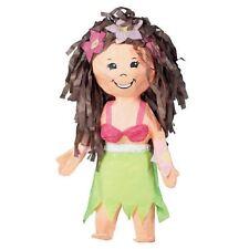 Hula Girl Pinatas Hawaiian Tropical Island Birthday Party Game