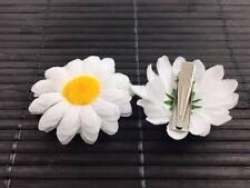 1 Paar Blüten Blumen Haarklammer Haarspange Mädchen Kinder Haarschmuck 2 Stück