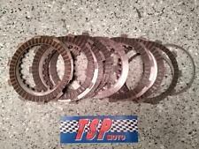 set dischi frizione clutch disc set honda vt 600 c shadow 89-02