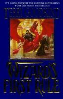 Wizard's First Rule: Book 1: The Sword Of Truth ... by Goodkind, Terry Paperback