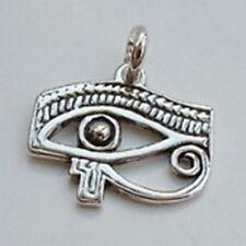 Ojo de Horus en Plata de Ley