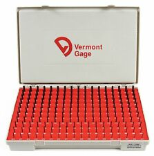 Vermont Gage Pin Minus Set 00610 02500 Black Guard 901200400 Class Zz