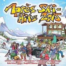 APRES SKI HITS 2015 ANDREA BERG/ MAROON 5/KIESZA/HELENE FISCHER/+ 2 CD NEUF