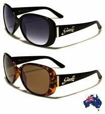 Gradient Plastic Frame 100% UVA & UVB Sunglasses for Women