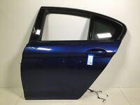 Mediterranblau Mead (C10) Porta Sinistra Posteriore BMW 5er (G30, F90) 530i 185