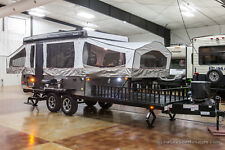 New 2019 28TSCSE Pop Up Toy Hauler Slide Out AKA Rockwood 282TESP for Sale Cheap