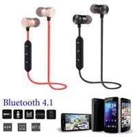 Chic Magnet Wireless Bluetooth Sports Earphone Headset Headphone for Smart Phone