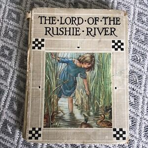 1938 The Lord Of The Rushie River - Cicely Mary Barker(Blackie & Son)