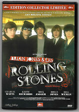RARE DVD / BRIAN JONES & THE ROLLING STONES COLLECTOR (MUSIQUE CONCERT) DTS