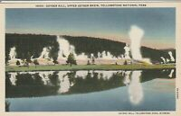 (Y)  Yellowstone National Park, WY - Geyser  Hill -  Upper Geyser Basin