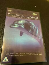 Dolphin World DVD Worldwide Sight and Sound relaxation calming ambient music HTF