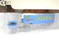 """Ixo Truck vintage 1/43 - Berliet TR12 + mid refrigeration """"Joker"""""""