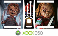 Xbox 360 CHUCKIE CHILDS PLAY Vinyl Skin Decal Sticker