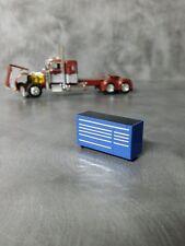 1/64 Custom scratch Farm blue toolbox