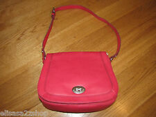 Fossil ZB5563675 Marlow Flap Flamingo Pink Leather purse NWT 178.00^^