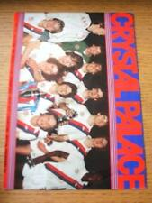 16/08/1977 Crystal Palace v Brentford [Football League Cup] (Team Changes). No o