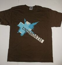 Underoath- New Youth Child Invincible T Shirt- Medium Free Shipping To U.S.!