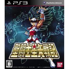 New PS3 Saint Seiya Sanctuary Battle original edition japan import