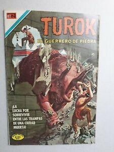 TUROK #12 - ORIGINAL SPANISH MEXICAN COMIC NOVARO