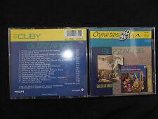 CD CUBY +  BLIZZARDS / GROETEN UIT GROLLO / TRIPPIN THRU A MIDNIGHT BLUES /