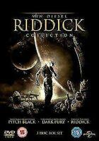 Pece Nero/The Chronicles Of Riddick/The Riddick - Scuro Fury