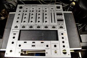 OEM Pioneer DJM600 Main Faceplate Used