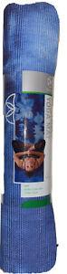 Gaiam Premium Yoga Mat 6MM extra thick stabilizing grip-Retro Rhythm Print- New