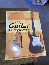 The Guitar & Rock Equipment , Nick Freeth Hc Dj 2002 Signed by Phil Upchurch
