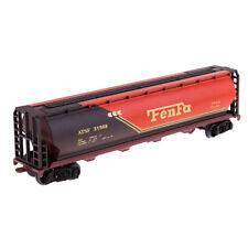 Model Train Carriage Cargo Freight Car Railroad Diorama Wargame Accessory E