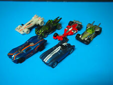 Hot Wheels Lot Of 6 Race Cars Loose