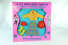 NRFP 5-Piece Plaid Skirt Outfit Premier Vintage Dawn Pippa Doll Clone Outfit