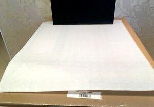 NEW RARE CHANEL TISSUE WHITE PAPER: SET OF 50 SHEETS