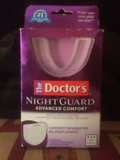 The Doctor's NightGuard Advanced Comfort Dental Protector Storage Case SEALED