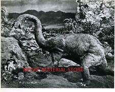 "The Lost World 1925 Willis O'Brien 8x10"" Photo From Original Negative L4891"