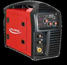 WELDMAN MIDI MIG 220 MMA WELDING MACHINE DIGITAL DISPLAY 200AMP 230V 50/60Hz MAG