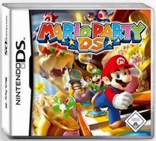 NINTENDO DS 3DS MARIO PARTY DS KOMPLETT DEUTSCH Neuwertig