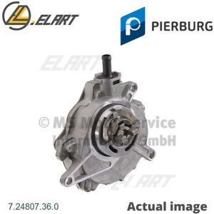 Vacuum Pump,brake system for HONDA ACCORD VII,CL,CN,N22A1 PIERBURG 7.24807.36.0