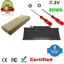 Battery Replace A1405 For MacBook Air 2011 year A1369 & 2012 year A1466 model