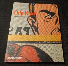2003 Chip Kidd by Veronique Vienne Nm Sc Monographics