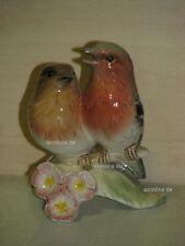 +# A015583_16 Goebel Archiv Muster Vogel Bird Fink zwei Finken Buchfink 38-280