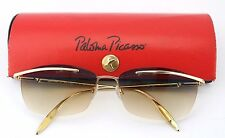 Paloma Picasso Brille 90er Mod. 8647 52-17 135 glasses Gestell by METZLER