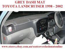 DASH MAT, GREY DASHMAT FIT TOYOTA LANDCRUISER 1998-2002, GREY