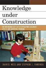 Knowledge Under Construction: The Importance of Play in Developing Children's...