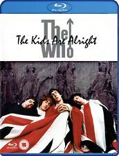The Who - The Kids Are Alright (Blu ray, 2010) - The Ultimate Rock Band!