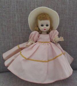Vintage Madame Alexander-kins BRIDESMAID Doll 1950's