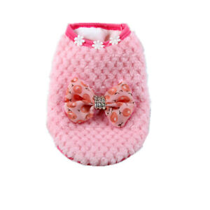 XXXS/XXS Dog Clothes Winter Coat Sweater for Puppy Cat Yorkie chihuahua Teacup