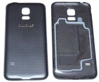 Original Samsung SM-G800F Galaxy S5 Mini Akkudeckel, Battery Cover Schwarz black